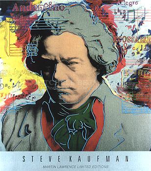 Beethoven (Silver)