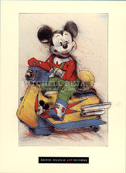 Mickey's Scooter