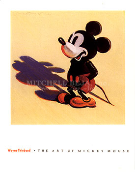 Art of Mickey Mouse - Thiebaud