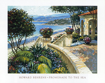 Promenade to the Sea