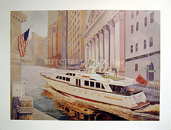 Wall Street - Yachting