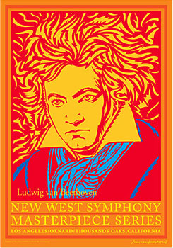 Beethoven: New West Symphony