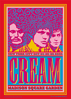 CREAM 2005 at Madison Square Garden