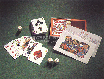 Playing Cards (Deluxe) with Litho