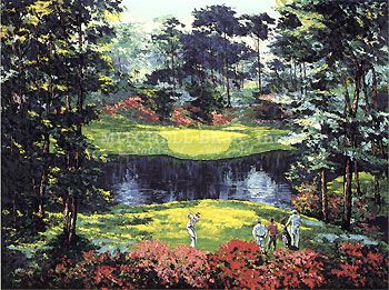 Ike's Pond at Augusta