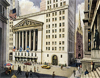 Stock Exchange 1